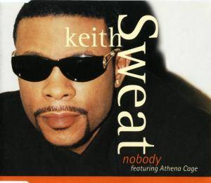 Keith Sweat: Nobody - Cover