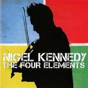 Cover - Nigel Kennedy: Four Elements, The