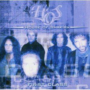 Cover - House Of Shakira: First Class