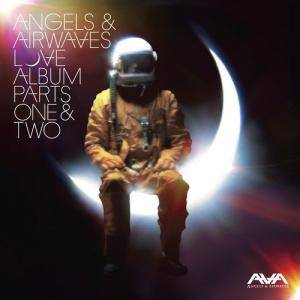 Cover - Angels & Airwaves: Love: Album Parts One & Two