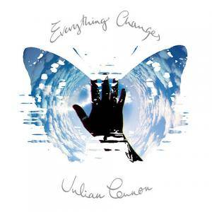 Julian Lennon: Everything Changes - Cover