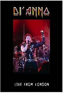 Cover - Paul Di'Anno: Live From London