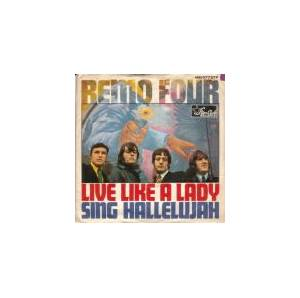 Cover - Remo Four, The: Live Like A Lady