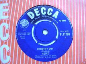 Cover - Heinz: Country Boy