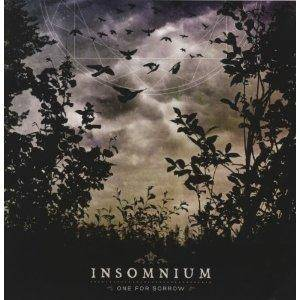 Insomnium: One For Sorrow - Cover