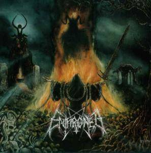 Enthroned: Prophecies Of Pagan Fire - Cover