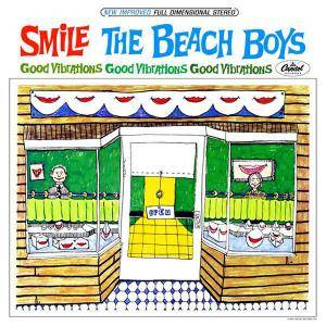 The Beach Boys: Smile Sessions, The - Cover