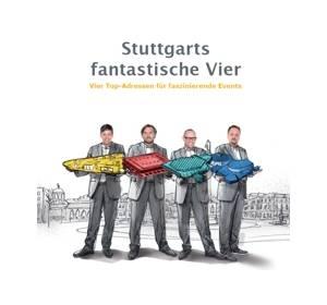 Die Fantastischen Vier: Stuttgarts Fantastische Vier - 7 Fantastische Songs (Promo-Mini-CD / EP) - Bild 1