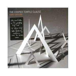 The Cooper Temple Clause: Homo Sapiens - Cover