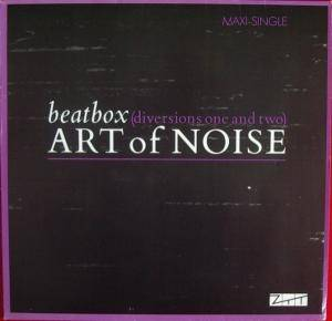 The Art Of Noise: Beat Box - Cover