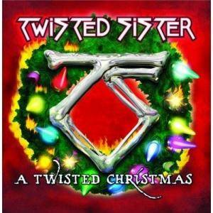 Cover - Twisted Sister: Twisted Christmas, A