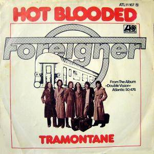 Foreigner: Hot Blooded - Cover