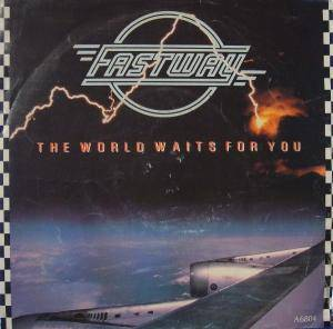 Fastway: World Waits For You, The - Cover