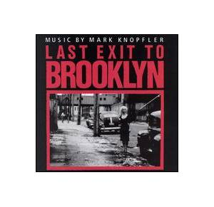 Cover - Mark Knopfler: Last Exit To Brooklyn