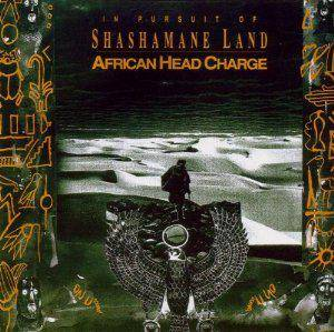 Cover - African Head Charge: In Pursuit Of Shashamane Land