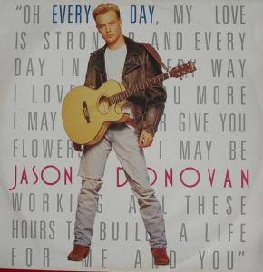 Jason Donovan: Every Day (I Love You More) - Cover