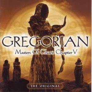 Cover - Gregorian: Masters Of Chant Chapter V