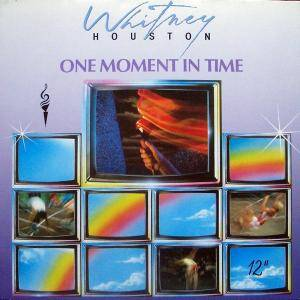 Tony Carey: One Moment In Time - Cover
