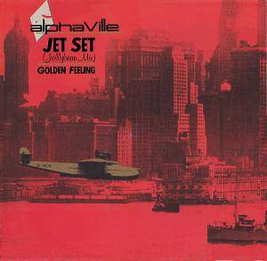 Alphaville: Jet Set - Cover