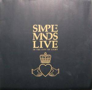 Simple Minds: Live In The City Of Light (2-LP) - Bild 1