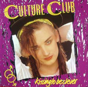 Culture Club: Kissing To Be Clever - Cover