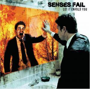 Senses Fail: Let It Enfold You - Cover