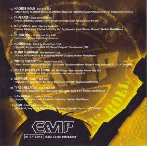 Rock Hard - EMP - 20 Years Of Rock'n'Roll - Finest Collection (CD) - Bild 2
