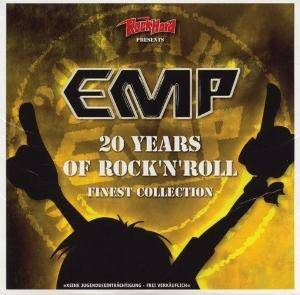 Rock Hard - EMP - 20 Years Of Rock'n'Roll - Finest Collection - Cover
