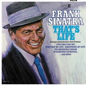 Frank Sinatra: That's Life - Cover