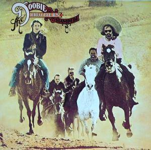 Cover - Doobie Brothers, The: Stampede