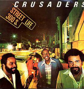 The Crusaders: Street Life - Cover