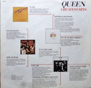 Queen: Greatest Hits (LP) - Bild 4