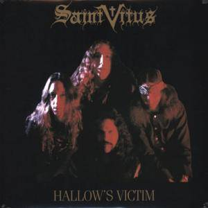 Saint Vitus: Hallow's Victim - Cover