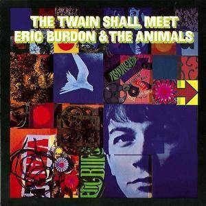 Eric Burdon & The Animals: Twain Shall Meet, The - Cover