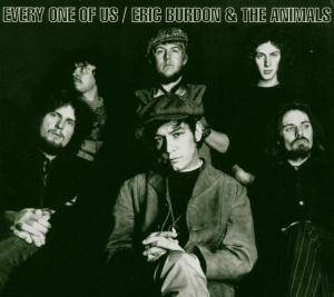 Eric Burdon & The Animals: Every One Of Us - Cover