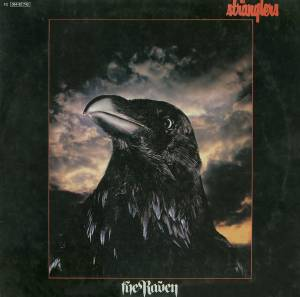 Cover - Stranglers, The: Raven, The