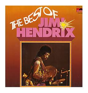 Jimi Hendrix: Best Of Jimi Hendrix, The - Cover