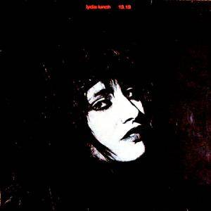 Lydia Lunch: 13.13 - Cover