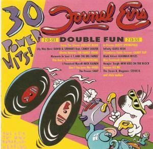 Cover - Twenty 4 Seven & Captain Hollywood: Formel Eins - Double Fun