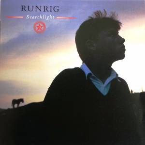 Runrig: Searchlight - Cover