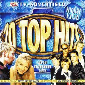 Cover - Bob Marley Vs. Funkstar De Luxe: 20 Top Hits Aus Den Charts Winter Extra 1999