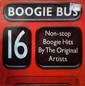 Cover - Ronnie Jones: Boogie Bus