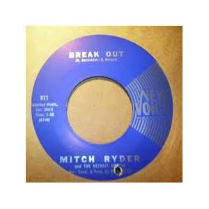 Cover - Mitch Ryder & The Detroit Wheels: Break Out
