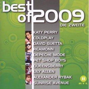 Cover - Alesha Dixon: Best Of 2009 - Die Zweite