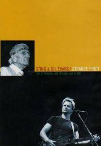 Cover - Sting & Gil Evans: Strange Fruit