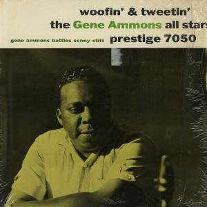 Cover - Gene Ammons: Woofin' & Tweetin'