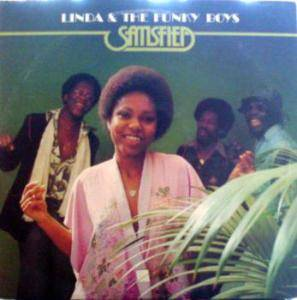 Cover - Linda & The Funky Boys: Satisfied