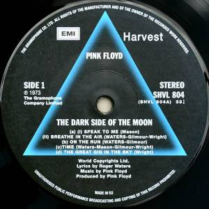 Pink Floyd: The Dark Side Of The Moon (LP) - Bild 6