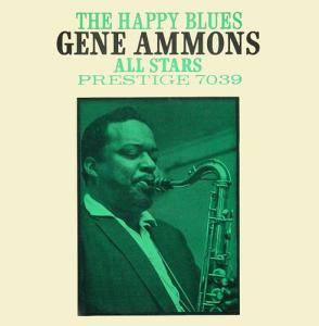 Cover - Gene Ammons: Happy Blues, The