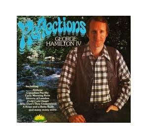 Cover - George Hamilton IV: Reflections